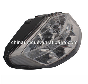 High quality Super Brightness led custom tail lights motorcycle