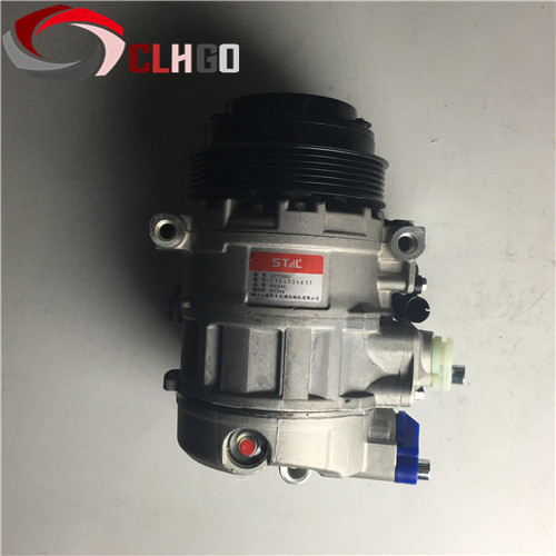 7SB16C Auto ac compressor A0002340911 447220-8086 0002340911 0002342411 for W 140