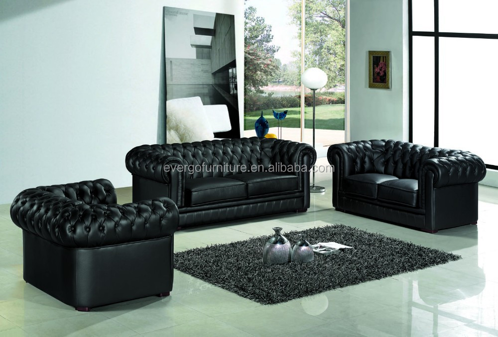 Foshan cheap chesterfield sofa