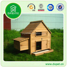 DXH001 Cheap Chicken Coop with a sliding access door