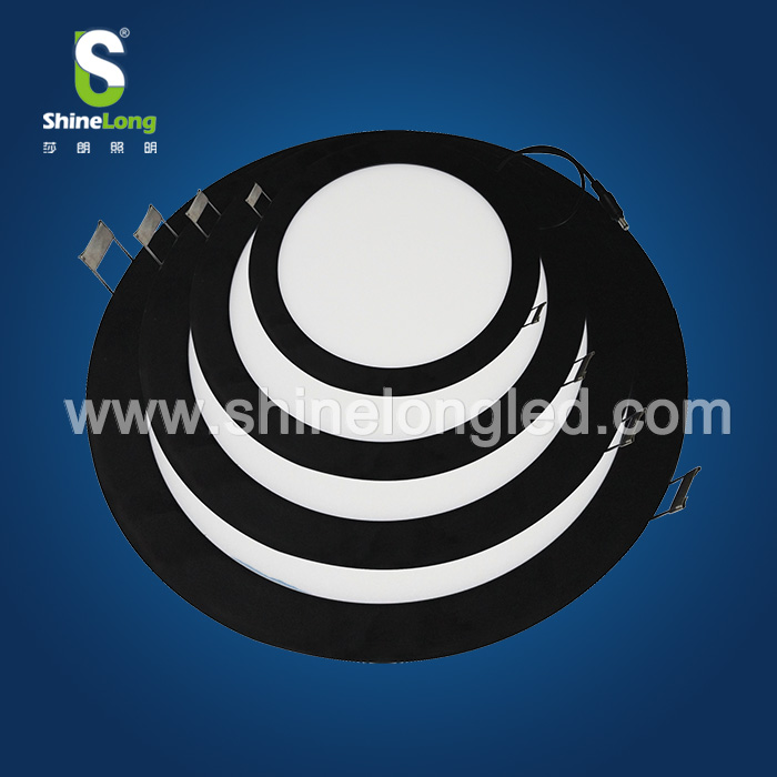 SMD2835 CE ROHS small ceiling 18w round led panel light surface mounted ceiling light