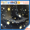 Star Patterned Non-Toxic Thermal Blackout Curtain Fabric