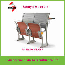 Tianuzo metal conference chair lecture hall chair for saleWL-918MF