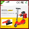 Folding Green Power Foldable 500w Electric Scooter For Sale