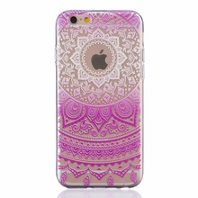 Phone Case for Apple for iphone 6/6s Case 4.7 alibaba china supplier wholesale fashion PC flower design back cover case in stock