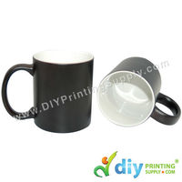 Magic Mug (Black) (Matte)