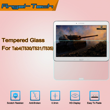 Tablet pc tempered glass screen protector