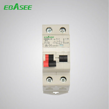 Competitive Price Single pole 4 Pole Rcbo Contactor