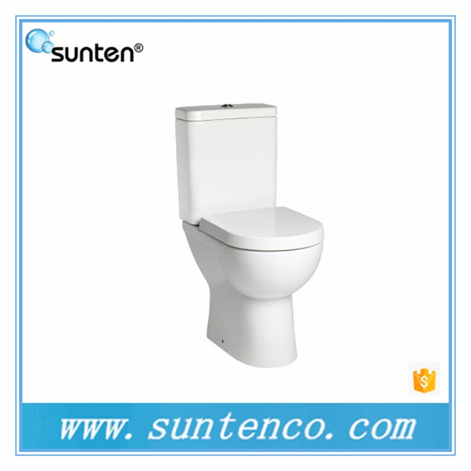Xiamen Soft Closing D Shape Wall Haning Toilet Seat Covers