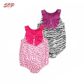 Newborn baby clothes leopard printed infant jumpsuits baby 0 3 years romper