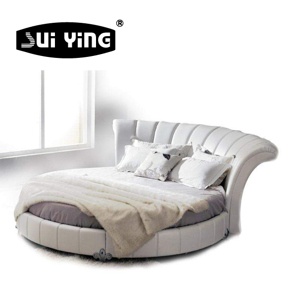 C003 High Quality Modern Comfortable Round Shape Bed Buy
