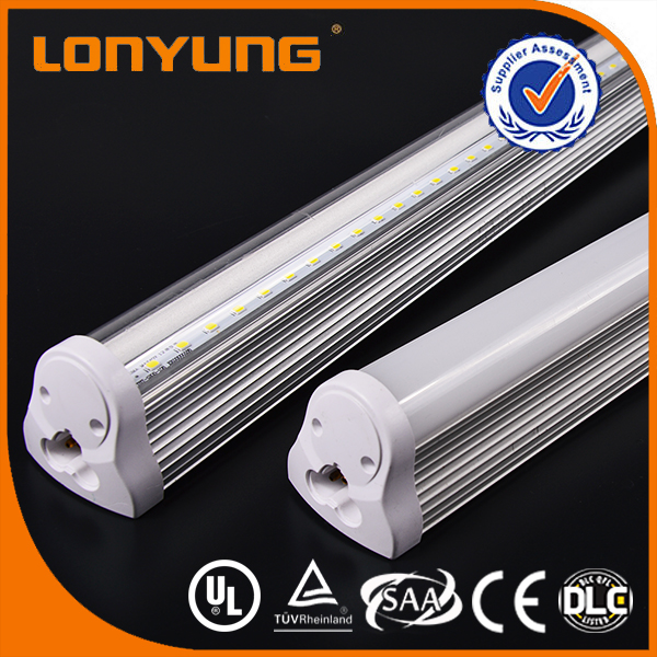 Factory Direct Supply 3 Years Warranty 100-277V TUV cUL UL Led T8 Fluorescent Grille