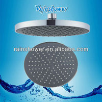 H8A011 ABS plactic led top shower