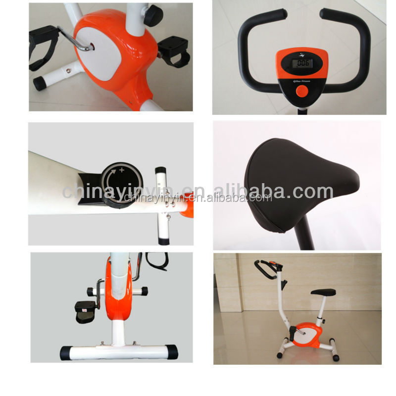 mini home gym equipment best sale fitness belt bike home gym exercise bike
