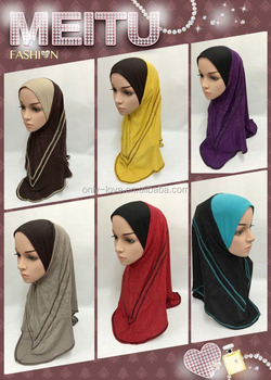 2016 new styles muslim hijab islamic scarf ML0136