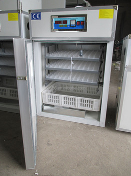 CE Approved XCH-264 Popular In South Africa Egg Incubators and Hatcher