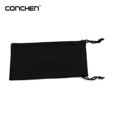 Microfiber cleaning cloth suppliers in yiwu custom sunglass pouches microfiber pouch