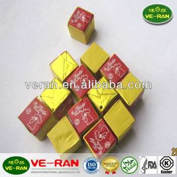 Bouillon flavor, beef Cube, stock Cube