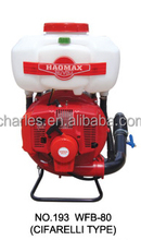 KNAPSACK MIST SPRAYER SERIES M FOR AGRICULTRURE CIFARELLI WFB-80