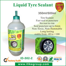Fast Sealing Tire/tyre repair Sealant manufacturer/factory (ROHS certificate)