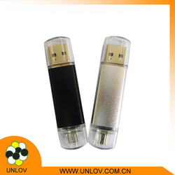 twin usb joystick driver , usb flash memory driver with 100% real capacity