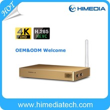 Free Sample Himedia RK3368 Android TV Box Sata 8 Core