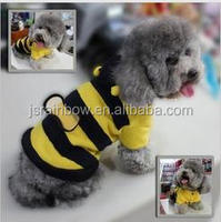 Competitive price pet clothes dog clothes for spring and summer dog hoodies