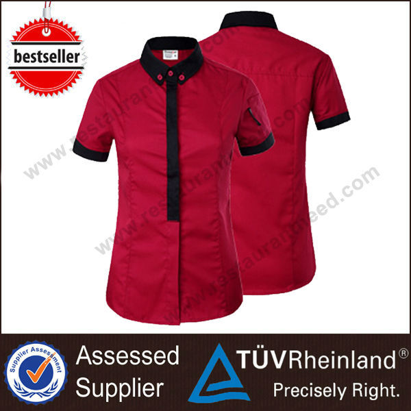 Made In China Shinelong Chinese Restaurant Waiter Uniform
