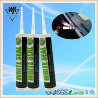 Fast Curing Sticky Acetic Silicone Sealant For Door And Window Frame