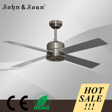 Made in China 48 Inch modern orient national remote control decorative big AC electric remote control ceiling fan with light