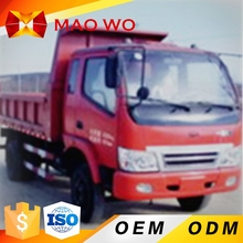 Hot sale 10 ton small dump truck for sale from factory in Shandong China