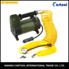12V Portable Auto Tire Inflator Pump Car Air Compressor