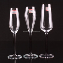 Lead free crystal champagne glasses personalized wedding champagne glasses wholesale wine glasses champagne flute