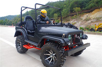 Automatic 200CC JEEP BUGGY