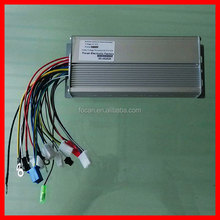 High quality 48V/60V/72V 1000W 18 intelligent Electric Bicycle Brushless dc motor speed controller