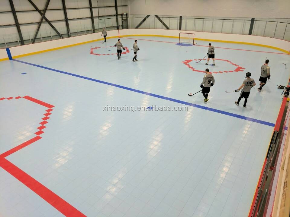 SUGE Indoor Interlocking Roller Inline Hockey Flooring