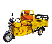 good qulity electric cargo tricycle