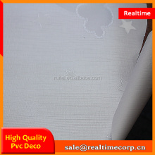 high quality pattern of bamboo pvc wallpaper