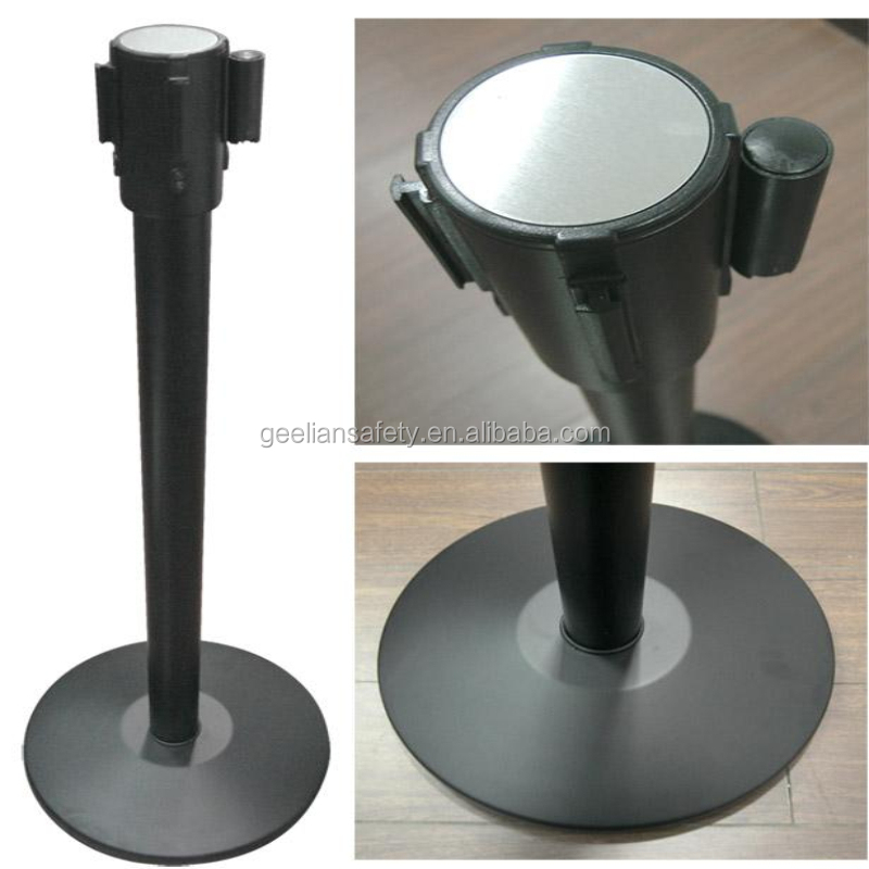 manufacturer of concert barricade / crowd control post / mojo barrier