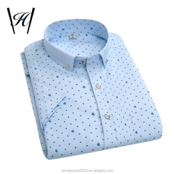 100%bamboo Dot mens in branded Shirt