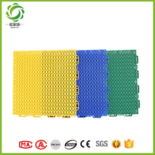 Xinerwo waterproof plastic sport interlocking floor outdoor basketball court