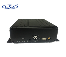 H.264 2.0MP 1080P AHD 8CH mobile <strong>dvr</strong> built in GPS 3G 4G WIFI