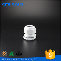 PG Series Waterproof ROHS Standard Size Nylon Cable Gland