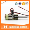 Hot sale high quality 5 rpm gear motor 12vdc