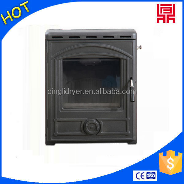 Top quality german wood burning stoves insert type with discount price