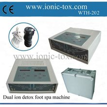 2012 Dual Foot Detox machine with Infrared Massage WTH-202