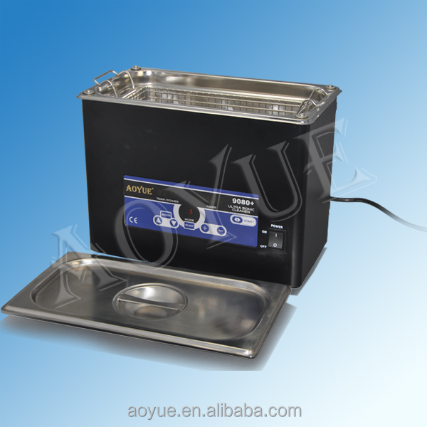 digital ultrasonic cleaner AOYUE 9080+ Ultrasonic Cleaner