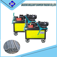 Rebar thread rolling machine/anchor bolt threading machine/ construction machine