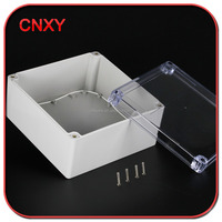 ABS Enclosure Transparent Waterproof Plastic Electronic