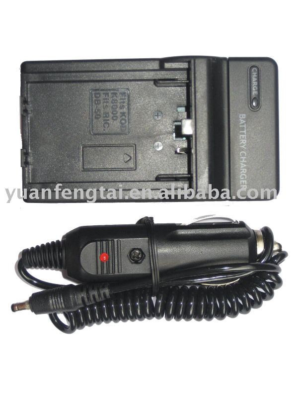 Digital Camera Battery Charger for KODAK KLIC-8000